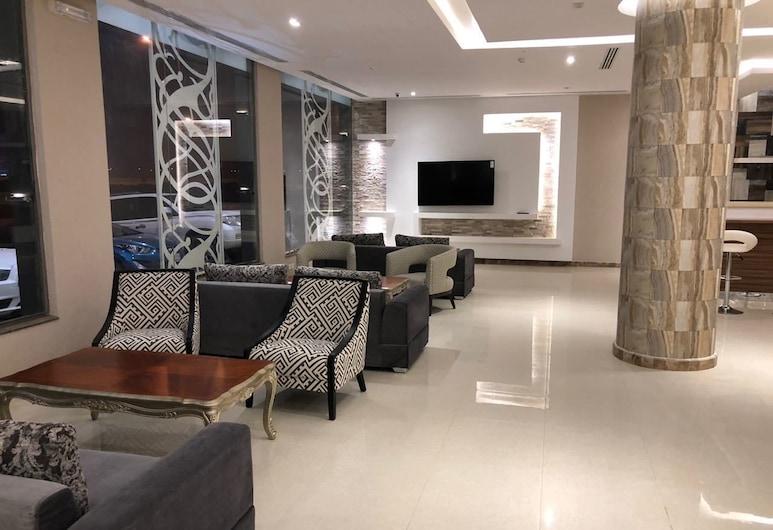 Dur apartmant hotel, Rijāda, Vestibila uzgaidāmā zona