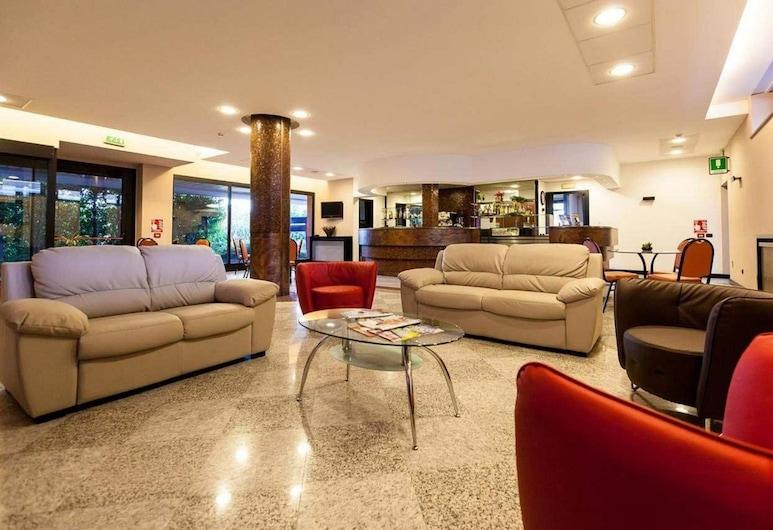 Blue Relais Maggiore, Castelletto Sopra Ticino, Lobby Sitting Area