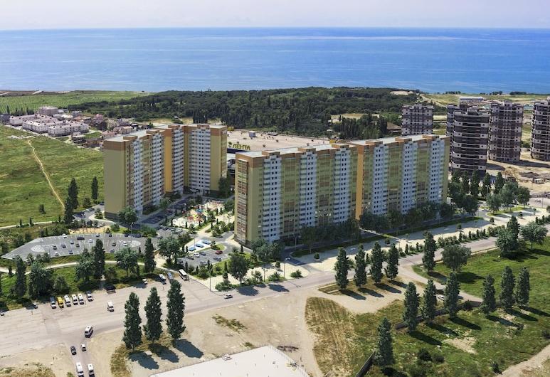Apartments on Prospekt Dzerzhinskogo 240, Novorossijsk, Property Grounds