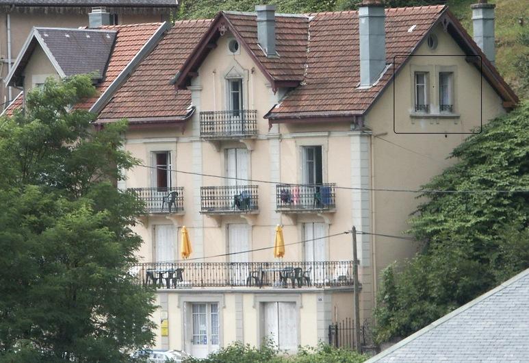 Quatro - La Villa Marguerite, Plombières-les-Bains, Facciata della struttura
