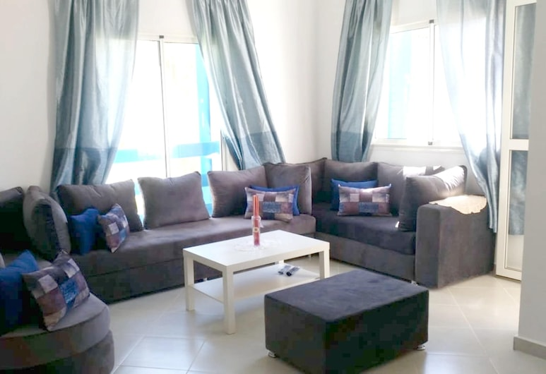 Apartment With one Bedroom in Tetouan, With Wonderful City View, Shared Pool and Balcony, מדיק