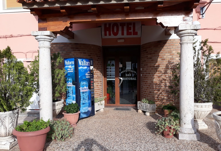 Hotel San Cristobal, Viljaermosa