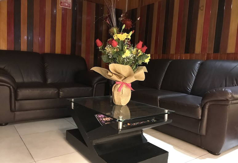 Hostal Manantial, Lima, Reception