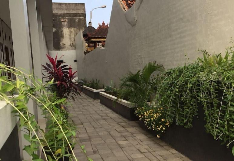 Gentong Kost, Denpasar, Hotelgelände