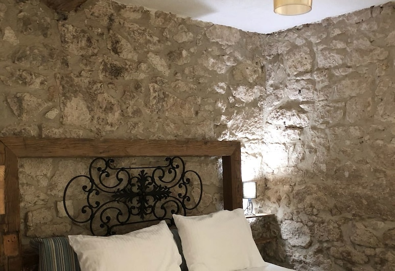 Livan Hotel Deluxe, Çesme, Habitación doble tradicional, 1 cama Queen size, para no fumadores, Vista de la habitación