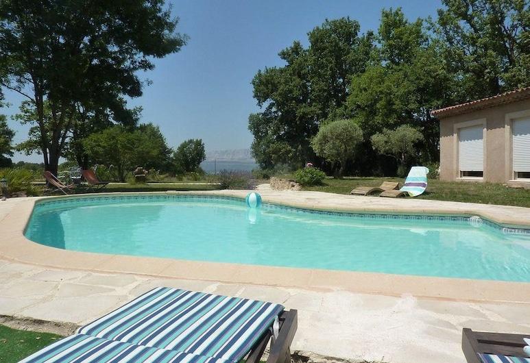 Sainte Baume - Villa grand confort avec superbe piscine, Trets, Willa, Basen odkryty