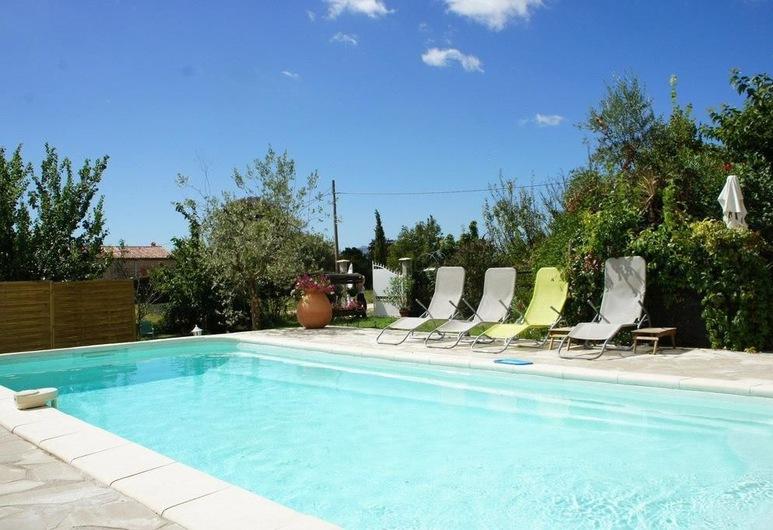 Fenière - Villa de vacances avec piscine privée près de Aix en Provence, Aubagne