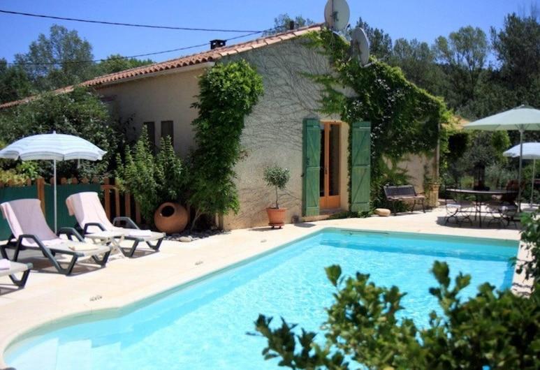 Colorado - Villa de vacances en location avec piscine privée à Apt - Luberon - Provence Apartment 3, Aptas