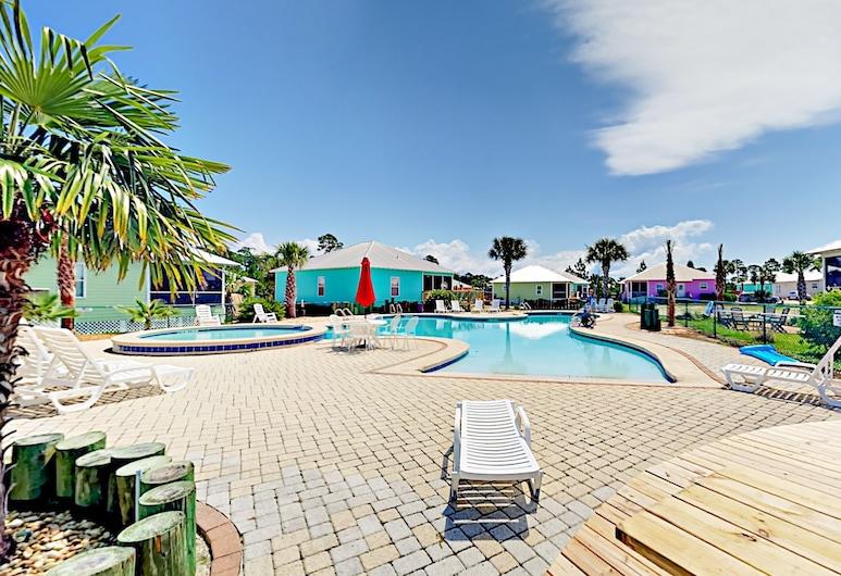 3br Rookery W/ Pools & Golf Cart, Near Bay And Gulf 3 Bedroom Cottage, Gulf Shores, Açık Yüzme Havuzu