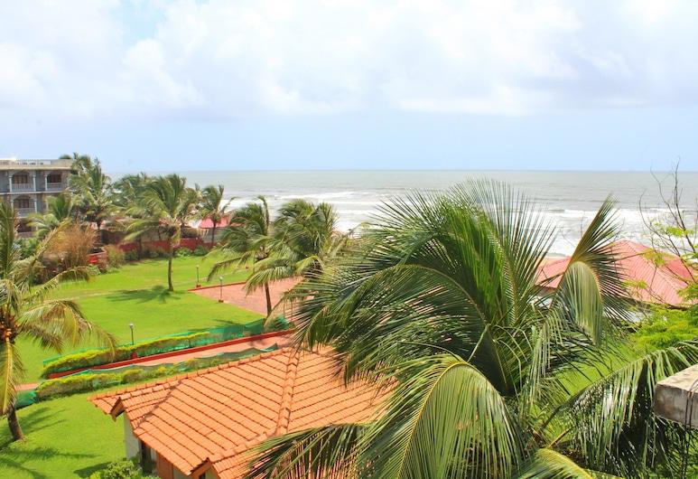 Baga Fantacia Beach Inn, Baga, Praia