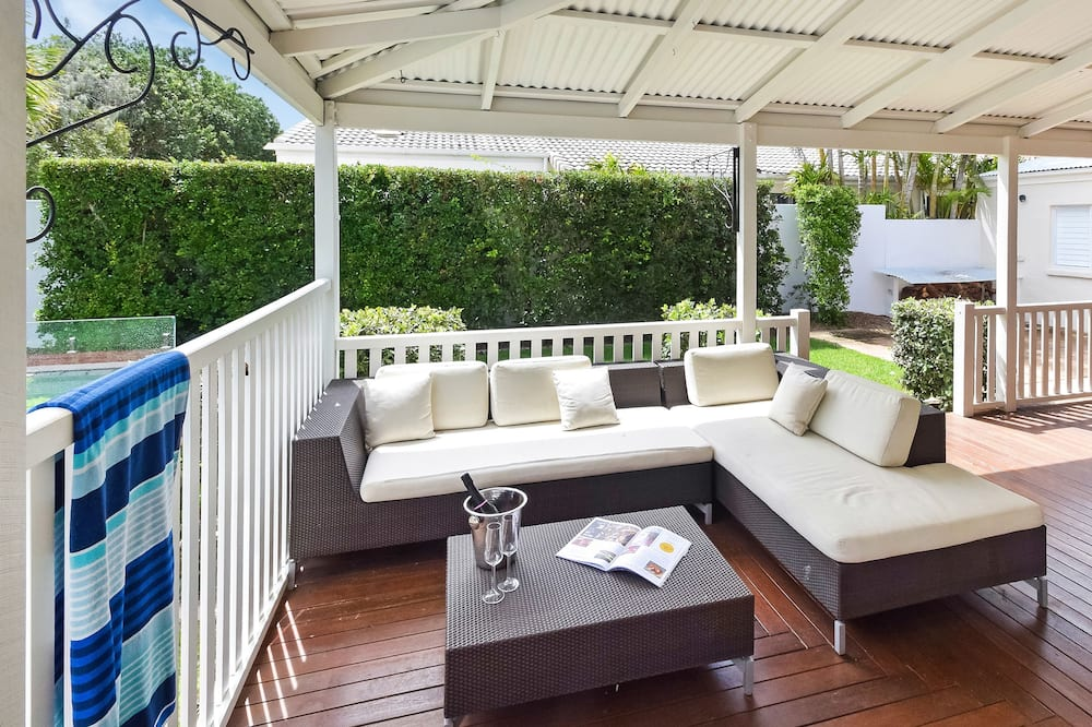 單棟房屋, 3 間臥室, 泳池景 - 陽台