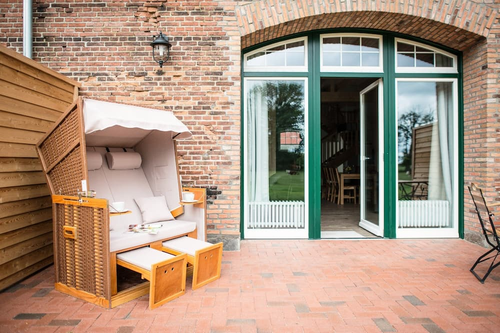 Departamento Deluxe - Terraza o patio