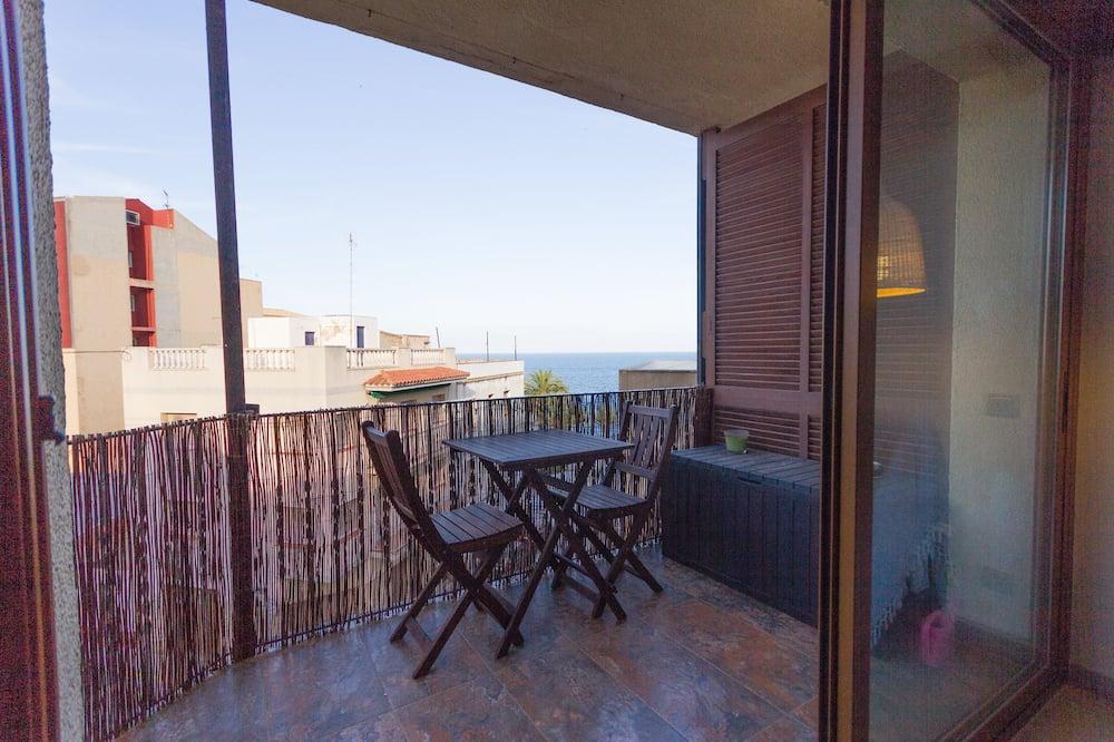 Lejlighed, 2 soveværelser - Terrasse/patio