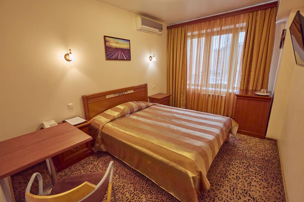 Standaard tweepersoonskamer - Woonruimte
