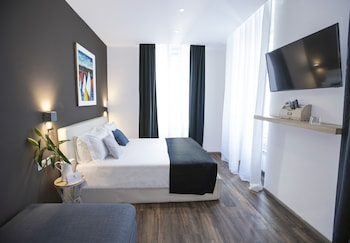 A(z) Hotel Tergeste  hotel fényképe itt: Trieste