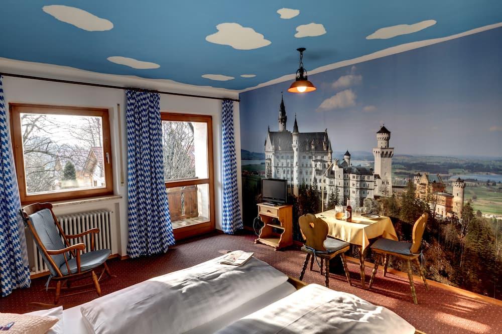 Double Room Single Use, Balcony - Guest Room