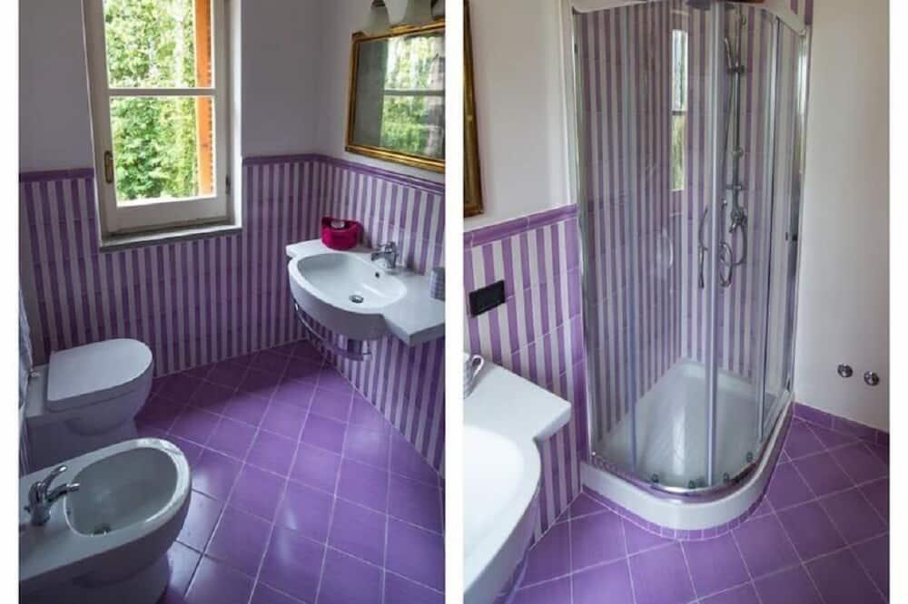 Dvivietis kambarys, bendras vonios kambarys (Mimose) - Vonios kambarys