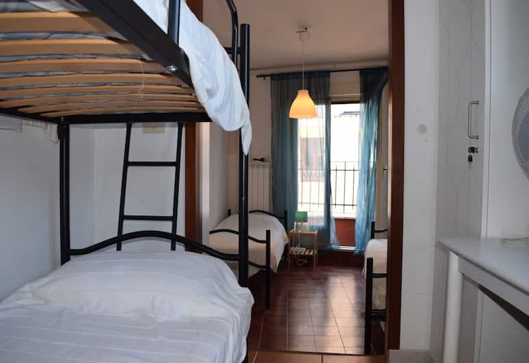 玫瑰聖瑪麗亞住宅飯店, 羅馬, 共用宿舍, 僅限女士, 共用浴室 (External), 客房