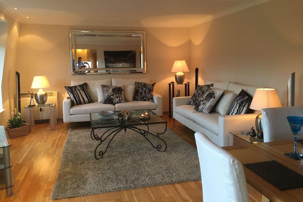 Executive-Penthouse, 2Schlafzimmer (Apartment 2 ) - Wohnzimmer