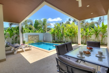 Picture of West Facing 3BR Pool Villa by Intira in Rawai