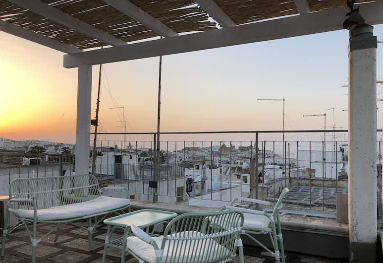 Le grind - Terrace with a great view, Ostuni, Terrazza/Patio