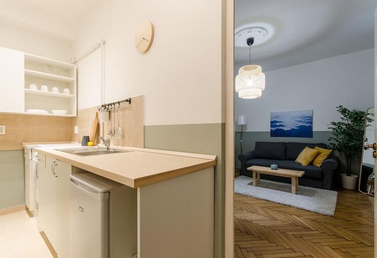 Dill Apartment, Βουδαπέστη, Στούντιο, Ιδιωτική κουζίνα