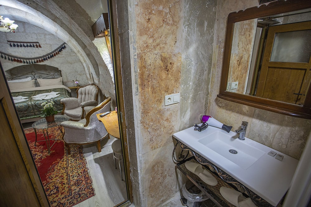 Arch Room - Bagno