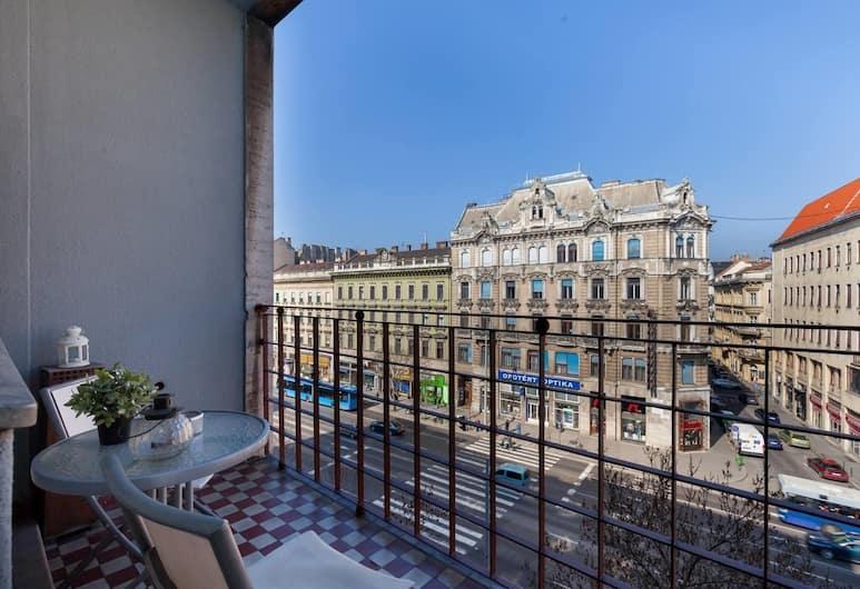 Lemon and Ginger Apartments, Budapest, Utsikt från boendet