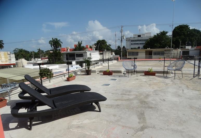 Casa San Juan, Mérida, Χώρος για ηλιοθεραπεία