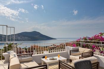 Foto del Korsan Apartments en Kaş