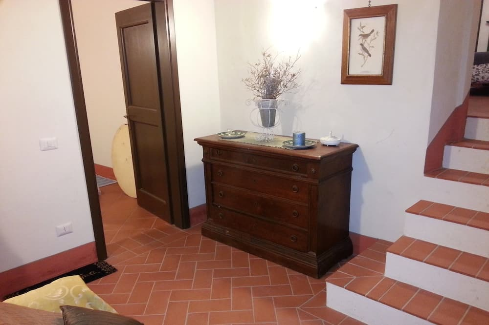 Suite (L'ULIVO) - Living Room