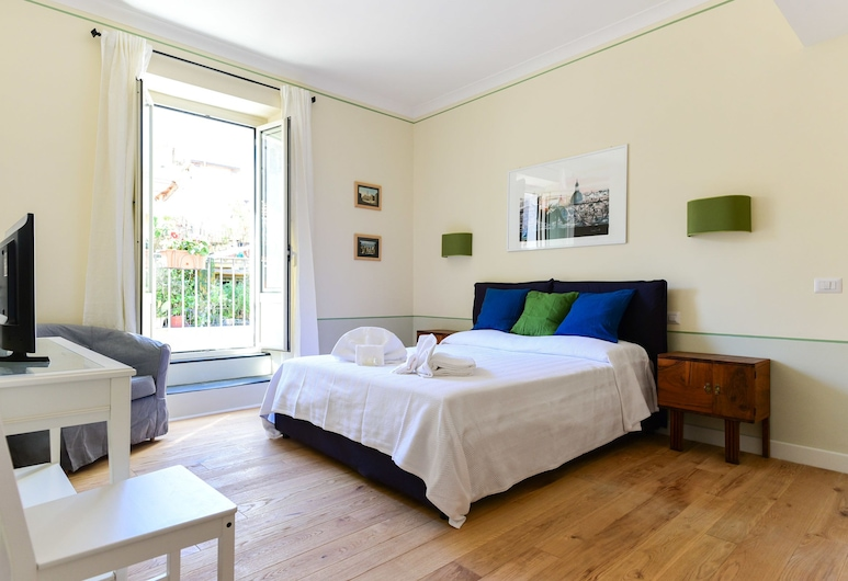 Monti Apartment, Rome, Appartement, Kamer