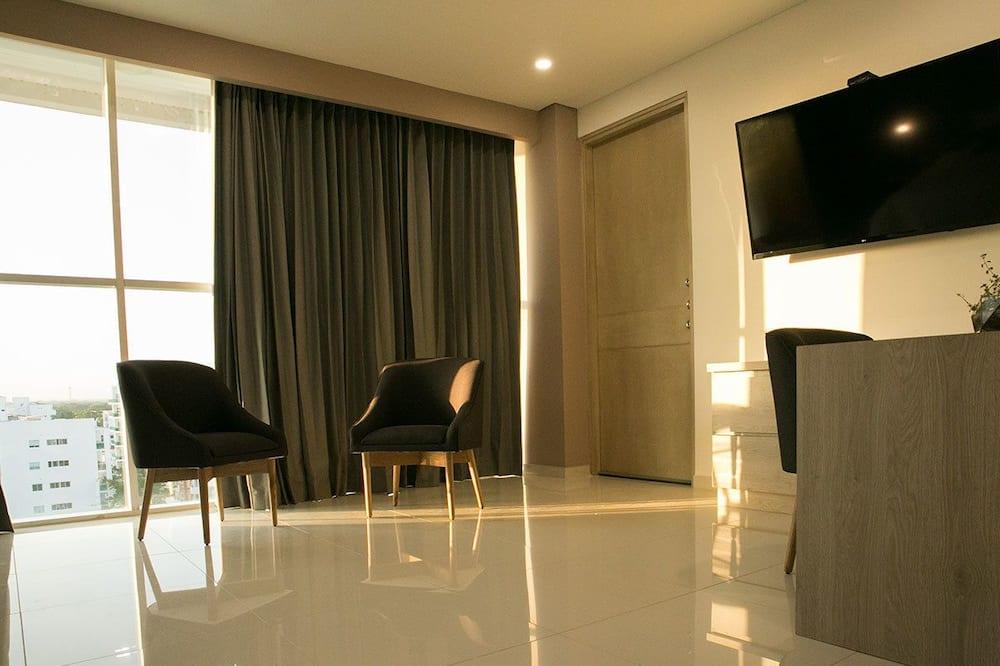 Phòng Superior - Khu phòng khách