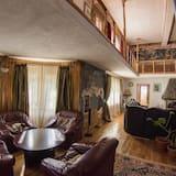 Villa Familiar, Varanda (9 rooms/ 8 bathrooms) - Área de Estar