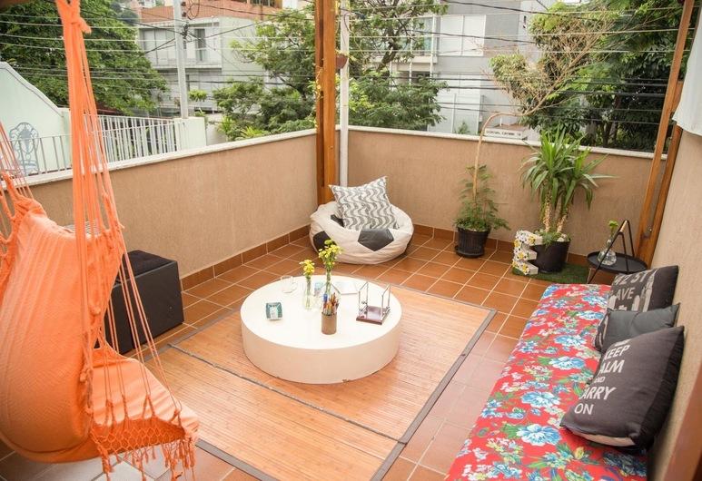 OBA 12 - Cozy Bedroom - Vila Madalena, Сан-Паулу