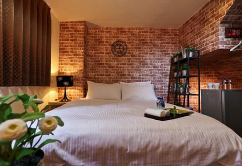 一中米蘭, 台中市, 標準雙人房, 客房