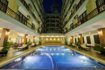 Picture of Smiling Deluxe Hotel in Siem Reap