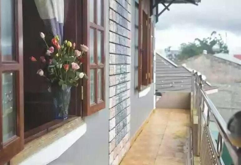 Villa Sunny, Đà Lạt, Ban công