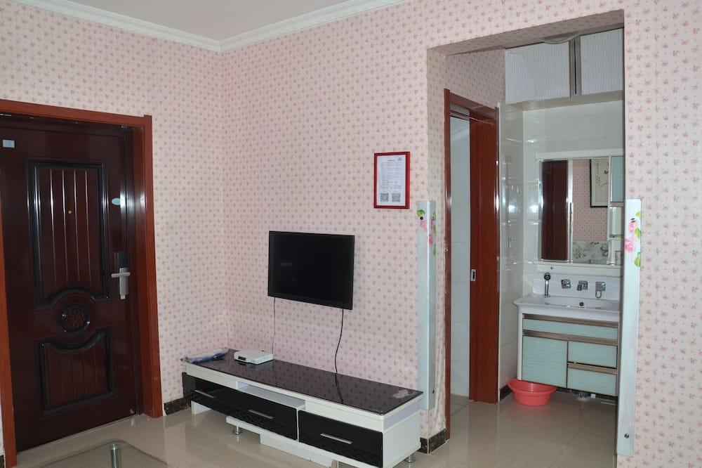 一室一廳套房 - 客廳