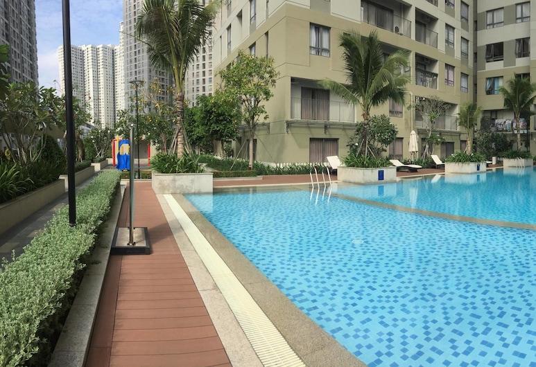 Van Anh Masteri 2BR Apartment., Ho Chi Minh City, Utomhuspool