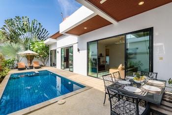 拉威茵提拉別墅完美 3 房泳池別墅的圖片