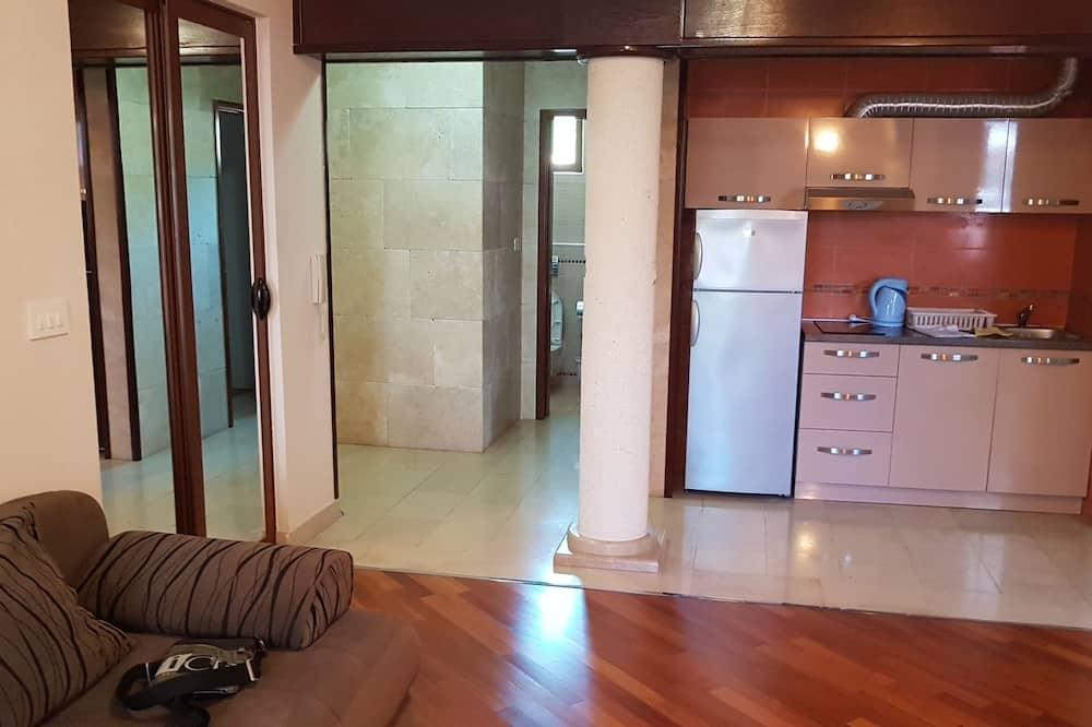 Apartment, 1 Bedroom (4) - Coin séjour