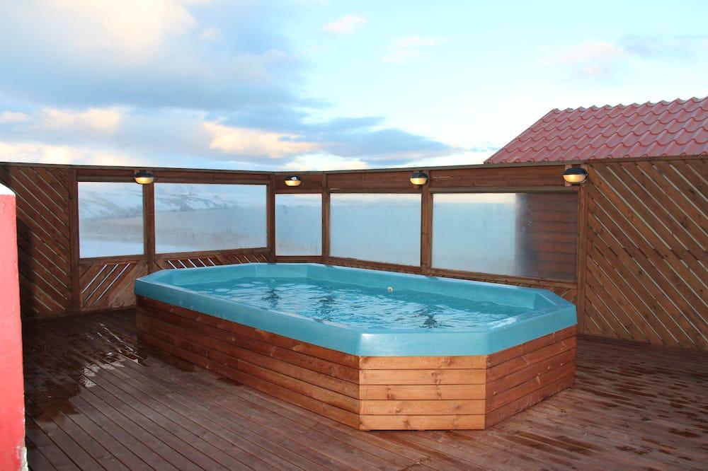 Villa básica, 5 habitaciones - Bañera de hidromasaje al aire libre