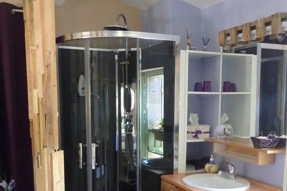Dvojlôžková izba (Lin-Lavande) - Kúpeľňa