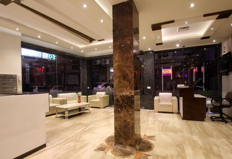 Hotel Mohan International, New Delhi, Reception