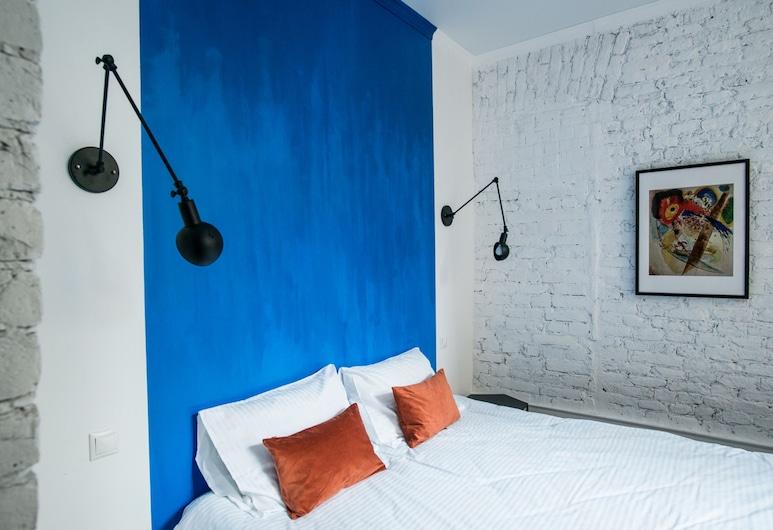 Апартаменты Kandinsky Smart Apart, Санкт-Петербург, Апартаменты Студио, Номер