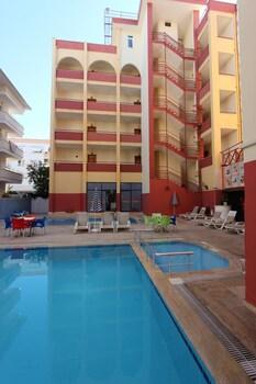 Alanya bölgesindeki Damlatas Elegant Apart Hotel resmi