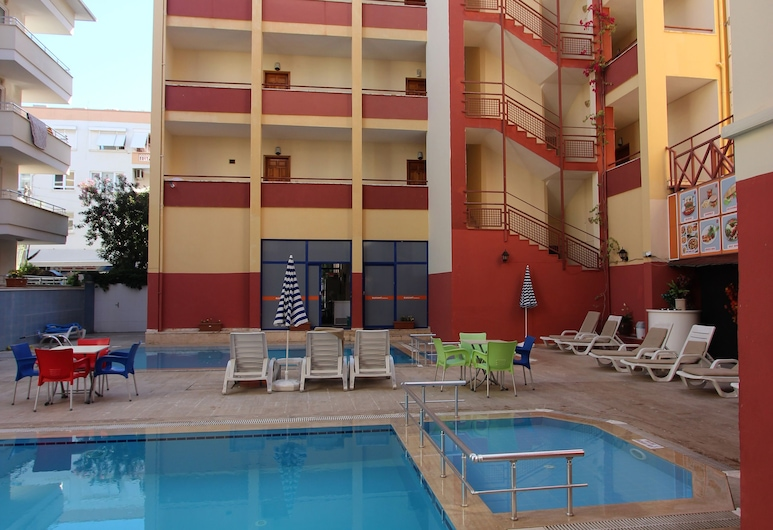 Damlatas Elegant Apart Hotel, Alanya