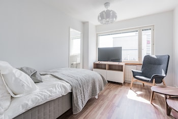 Slika: Local Nordic Apartments - Puffin ‒ Jyvaskyla