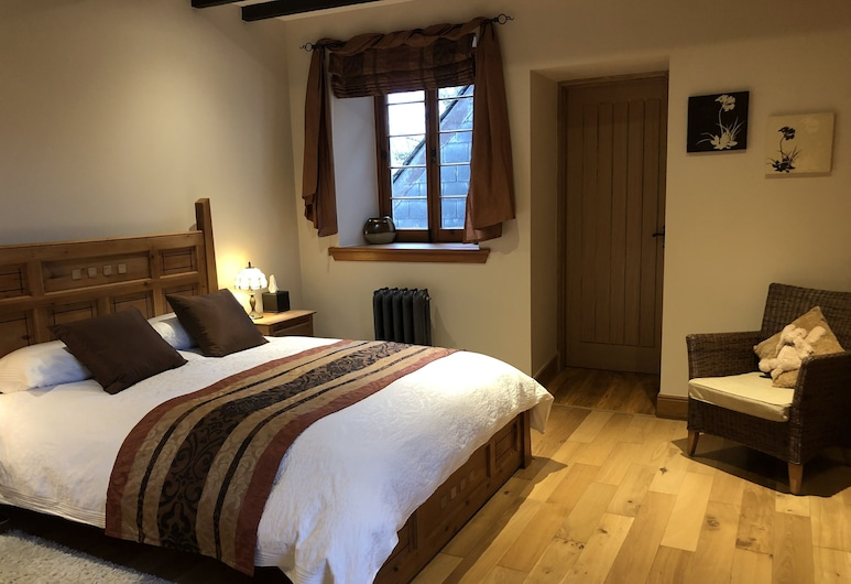 Crooksmill Bed & Breakfast, Keith, Dobbeltrom, eget bad, Gjesterom